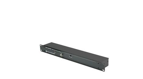 CHC-16U/860 860MHz Active Headend Combiner