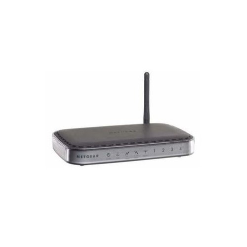 Netgear Cgd24g Wireless Cable Modem Router
